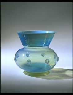 Vase | James Powell & Son (Whitefriars Glassworks) Ltd | V&A Search the Collections