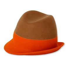 I wish I looked good in hats, this one is awesome!