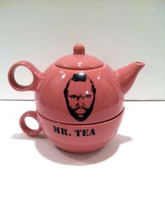 Hey, I found this really awesome Etsy listing at https://www.etsy.com/listing/79087453/mr-tea-tea-for-one-set