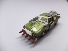 Post Apocalypse project with Hotwheels and Outrider - Last vehicle 1st May - Page1