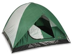 Stansport Black Granite Series McKinley 2 Pole Dome Tent (7-Feet X 7-Feet X 54-Inch) *** See this great image  : Hiking tents
