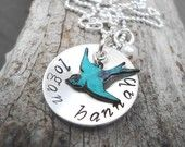 love this necklace w/the bird!!!!!