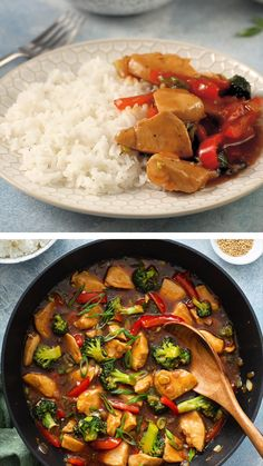 Chicken And Vegetables, Dinner Rolls Recipe, Easy Chicken Dinner Recipes, Cooking Recipes, Healthy Recipes, Healthy Side Dishes, Curry Recipes, Gnocchi, Salads