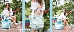 brandnative handmade Wayuu tote bag! Great for summer