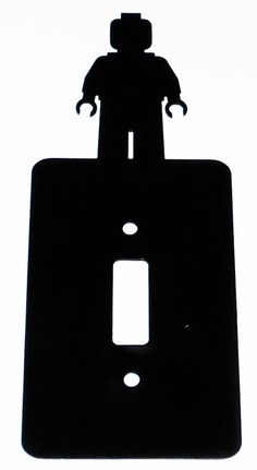 Lego man light switch cover R50 each excluding postage