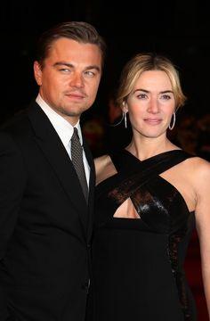 Leonardo DiCaprio & Kate Winslet #DiCaprio #twitter @marianagmun