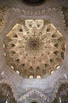 nazarí Palace, Alhambra, España
