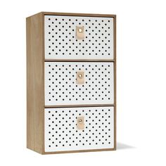 pegboard 3 Drawer Unit homemaker