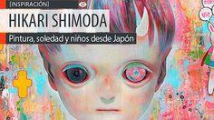 Pintura, soledad y niños de HIKARI SHIMODA. http://www.colectivobicicleta.com/2013/11/Pintura-de-HIKARI-SHIMODA.html
