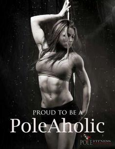 PoleAholic - pole fitness, pole dancing