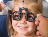 "Most children have healthy eyes, but there are conditions that you can't ""see."" So this month, Children's Eye Health and Safety Month, make an appointment to have your kids' eyes checked. Kids Health, Health Tips, Children Health, Health Care, Women's Health, National Months, Kids Glasses, Eye Glasses, Vision Therapy"