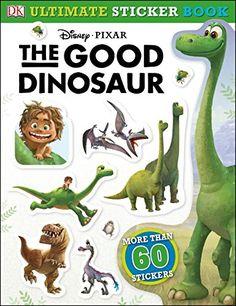 Ultimate Sticker Book: The Good Dinosaur (Ultimate Sticker Books) by DK Publishing http://www.amazon.com/dp/1465415718/ref=cm_sw_r_pi_dp_P.upwb05X9ADH