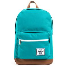 I would love a HERSHEL Pop Quiz backpack in TEAL please