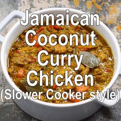 Slow Cook Recipes, Chicken Thighs Slow Cooker Recipes, Indian Slow Cooker Recipes, Oxtail Recipes, Slow Cooked Chicken, Curry Recipes, Indian Food Recipes, Crockpot Recipes, Chicken Recipes
