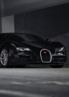 Bugatti Veyron Supersport.