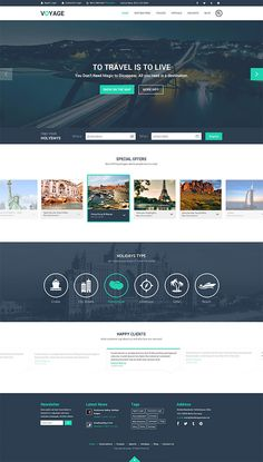 20 Beautiful PSD Templates You Can Download for Free