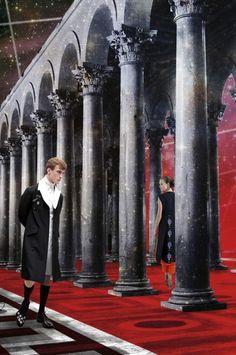 Prada - Prada Real Fantasies F/W 2012 Lookbook