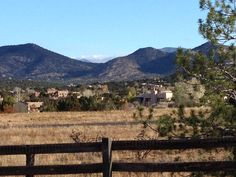 Setting: The foothills of the Sangre de Cristo Mountains, East Central New Mexico.