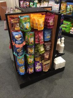 Versatile Display for Pet Stores