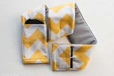 DSLR SLR Padded Camera Strap Sleeve with by TheQuiltedValkyrie, $25.00