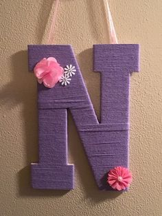 18 Best Girls Room Images Yarn Wrapped Letters Girl Nursery Wood