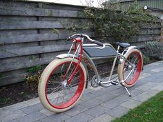 Custom bicycles Recumbent Bicycle, Cruiser Bicycle, Motorized Bicycle, Custom Bikes, Custom Motorcycles, Bicycle Drawing, Velo Vintage, Bicycle Storage, Bicycle Workout