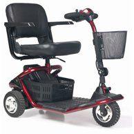Golden Technologies - Buzzaround XLHD - Travel Scooter - 4-wheel - Red - Walmart.com - Walmart.com Sleep Apnea Treatment, Cheap Used Cars, Powered Wheelchair, Motor Scooters, 3rd Wheel, Led Headlights, Electric Scooter, Medical, Technology