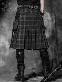 Q-225-Berserk skirt punk rave mens skirt kilt | Fantasmagoria.eu ...