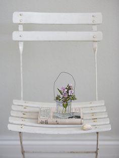 Selina Lake - Coastal Chair (via Selina Lake Stylist)