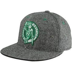 adidas Boston Celtics Tweed Flex Hat - Gray by adidas.  27.95. Stretch-fit 130d5364d025