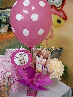 Alma Madre: Cumple de Barbie para Flopy