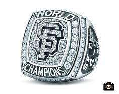 Beautiful World Series ring by Tiffany & Co.