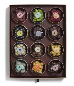 Chocolates with attitude 2012 by Bessermachen DesignStudio , via Behance