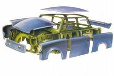Trabant P 601