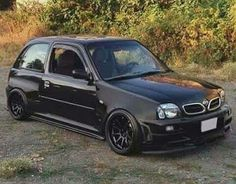 Nissan Micra Wide Body