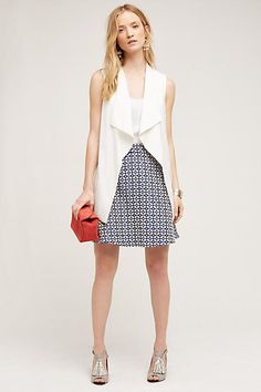 Cloverdale Mini Skirt - anthropologie.com