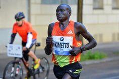 Técnica de carrera de Dennis Kimetto, el maratonista mas rápido del mundo