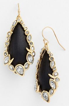 Alexis Bittar 'Lucite® - Imperial' Framed Drop Earrings