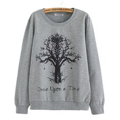 New  Autumn Women Tees fashion tree print pullover Plus-size loose knitted sweater Casual Women sueter inverno