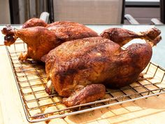 Smoking Hot: A Guide To Finding The Charcoal Smoker That Will Take Any Chef's Barbecue To The Next Level Smoked Chicken Recipes, Smoked Whole Chicken, Stuffed Whole Chicken, Chicken Smoker Recipes, Pellet Grill Recipes, Grilling Recipes, Rub Recipes, Traeger Recipes, Barbecue