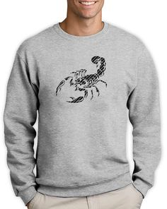 Our designs are printed on to High quality sweatshirt for the best fit, feel and durability we can find. About the sweatshirt Quarter turned to eliminate centre crease. athletic rib with spandex. Graffiti Prints, Hoodies, Sweatshirts, Carbon Fiber, Jumper, Great Gifts, Scorpion, Printed, Audi