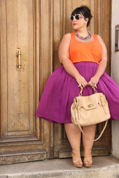 The ultimate A-line skirt!