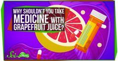 Wer schon verschreibungspflichtige Medikamente genommen hat, weiss vielleicht vom Beipackzettel, dass man dazu nicht Grapefruitsaft einnehmen sollte. Und dafür gibt es einen sehr guten Grund! Hank Green erklärt uns in folgender Episode SciShow wieso