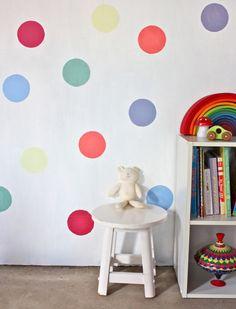 Quick Tip: How to Make Wall Stencils (via craft.tutsplus.com) #FreeTutorial #Confetti #Wall #Stencil #DIY