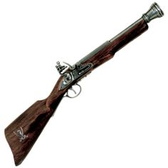 18th Century Pirate Blunderbuss - FD1094G by Medieval Collectibles