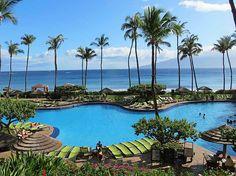 """Pool"" doesn't even begin to describe the aquatic adult wonderland at the Hyatt Regency Maui."