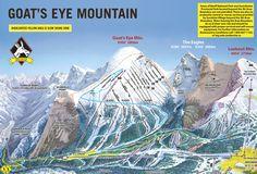 Sunshine Village Trail Maps & Sunshine Village Ski Resort Trail Maps PDF - Banff (Alberta) Canada