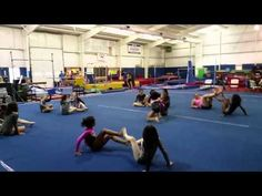 LARRY, MOE & CURLY GAME (GYMNASTICS/Fitness/Kids) - YouTube