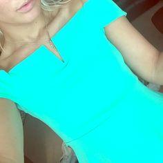 Never wine AGACI dress So cute/ chain attached/ off shoulder Dresses Mini