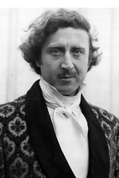 Gene Wilder. Oh, he's funny. He's another invitee at my 10 real people from history dinner party. I like to laugh.